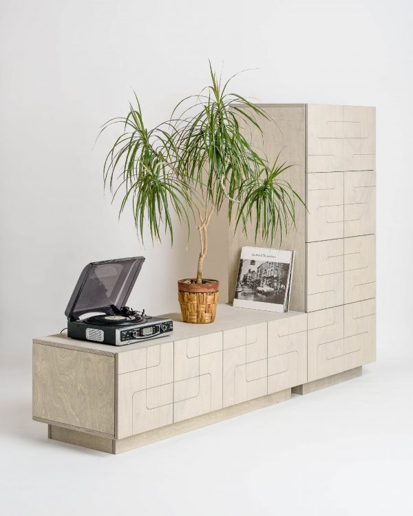 TV-STAND AND SIDEBOARD MUSTER