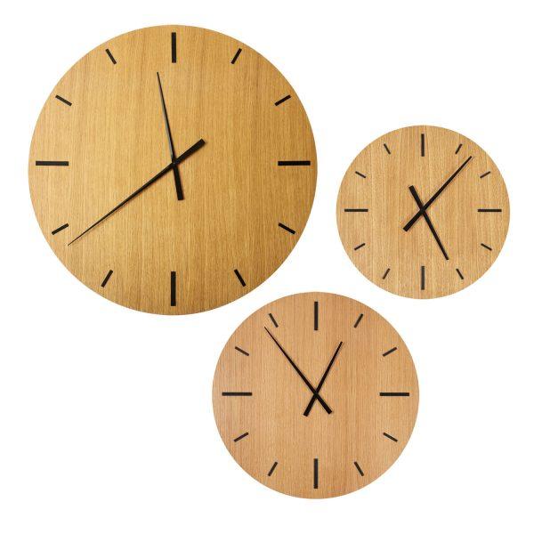 CLOCK TAIM OAK